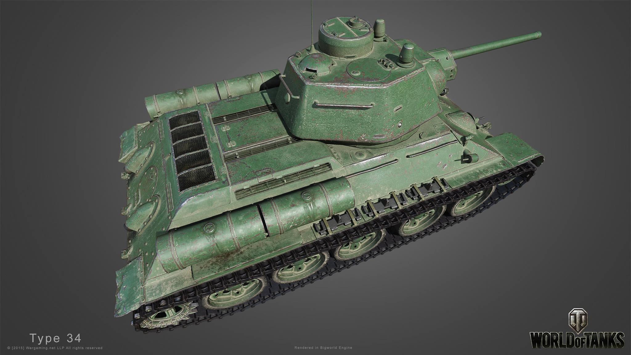 坦克世界效率值_type_34_6   XVM中文官方站